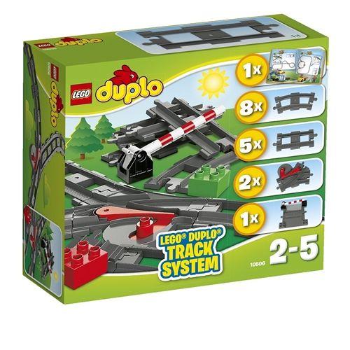 Lego Duplo Tory Kolejowe 10506 6874260350 Oficjalne Archiwum Allegro