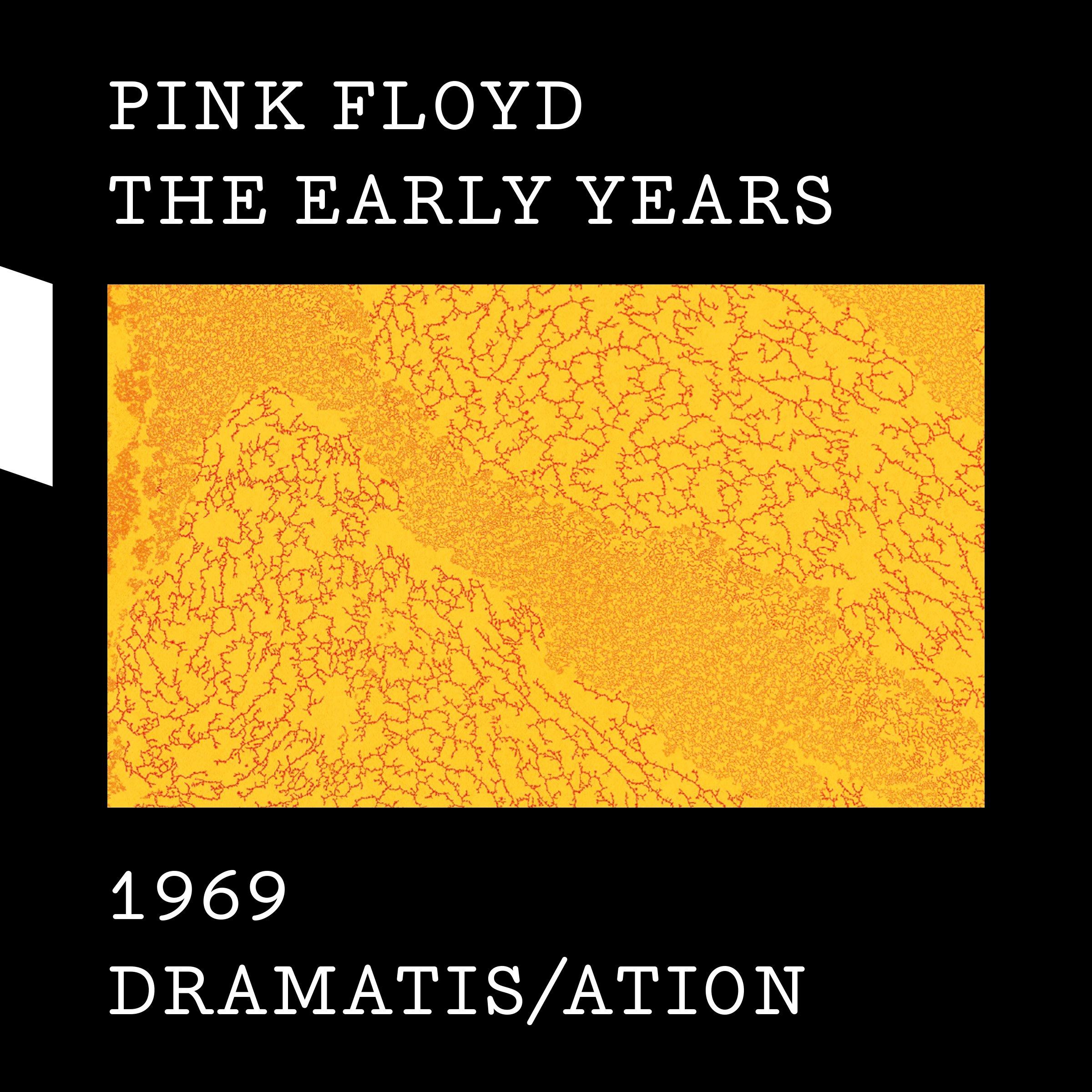 Pink Floyd 1969 Dramatis/ation płyta CD + DVD + BL