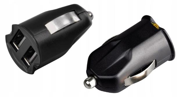Uniwersalna Ładowarka Smartcams 2x USB 2.1A + 2 kable