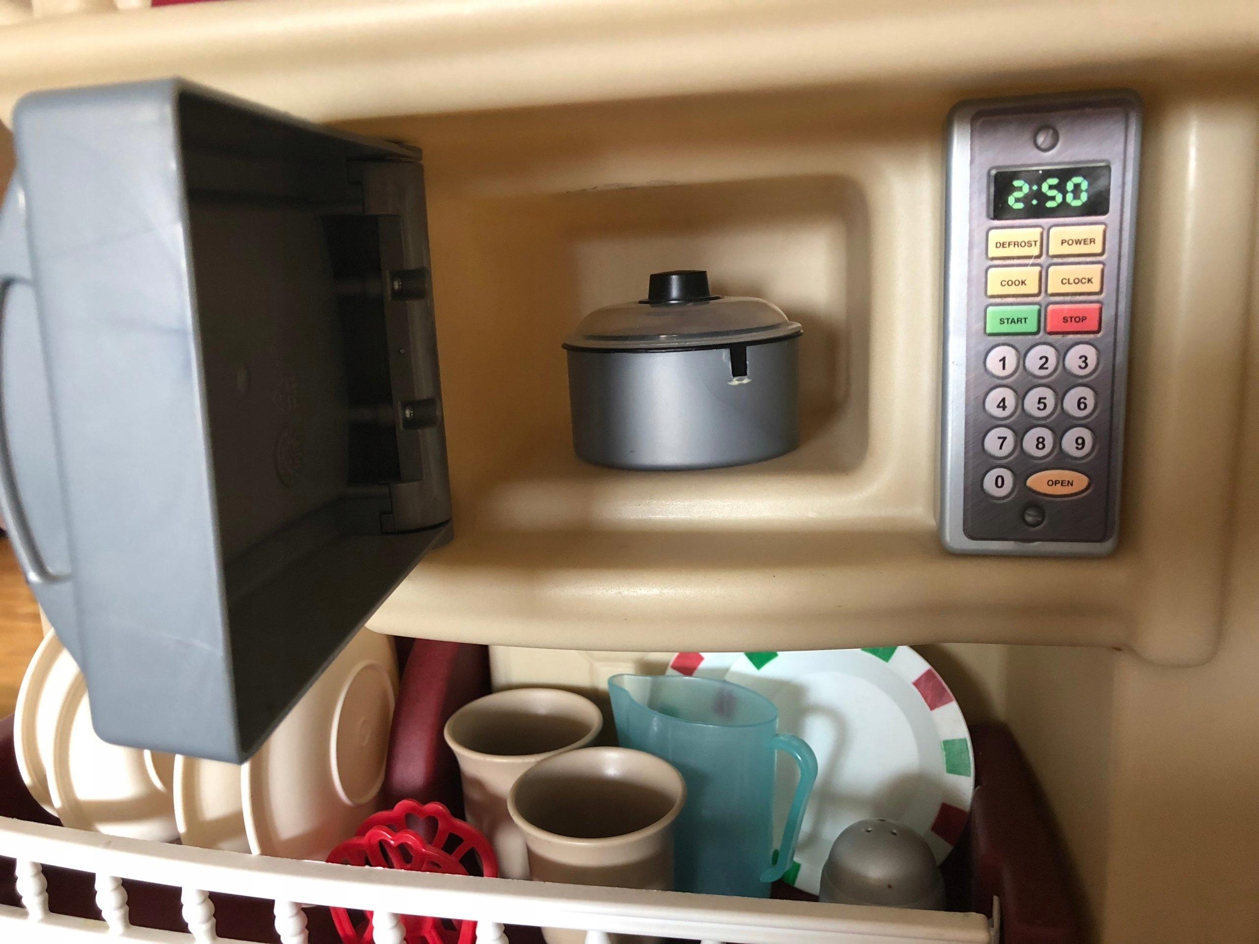 Step 2 Kuchnia Dla Dzieci Duza 7442170015 Oficjalne Archiwum Allegro