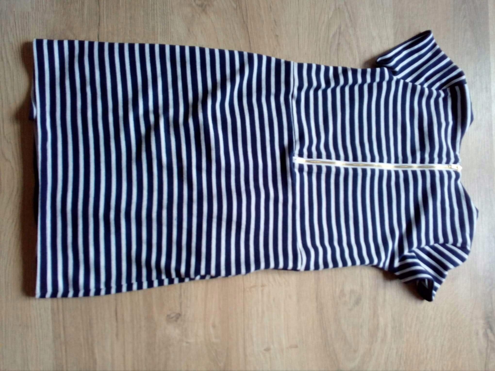 0458a7a705d379 Sukienka dla dziewczynki Hm 9-10 lat SZKOŁA - 7532397226 - oficjalne ...