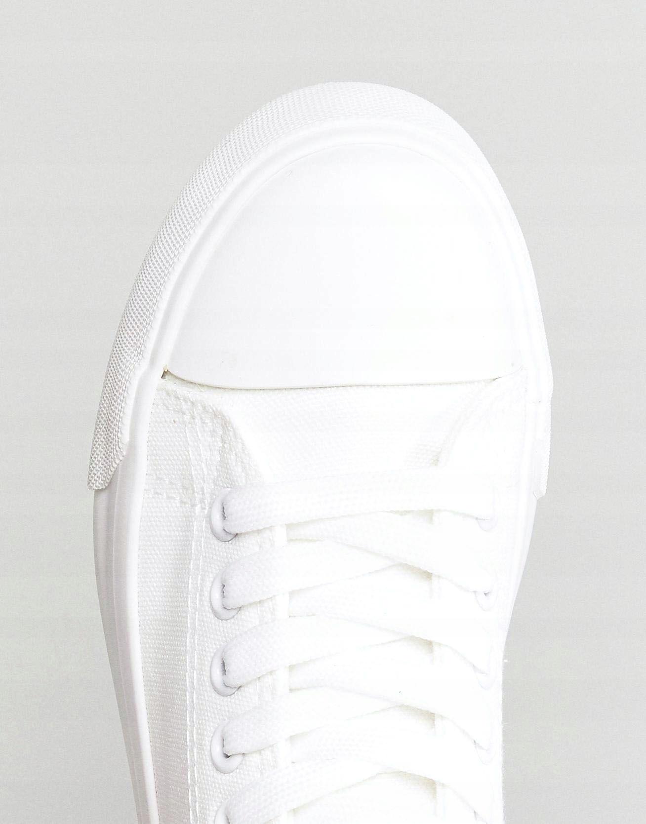 c013afef48359 New Look Białe Trampki na Platformie 37 - 7610123190 - oficjalne ...