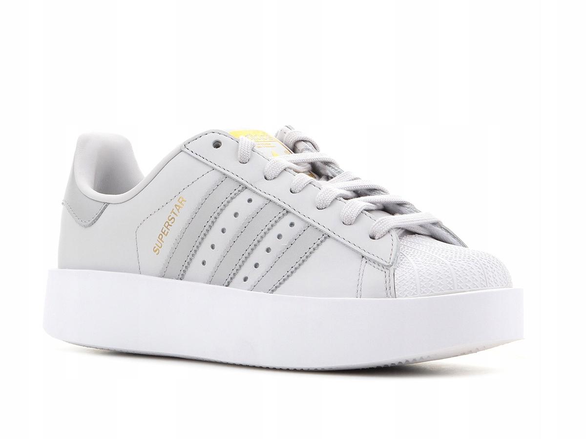 7129e132aa ... 38670c6ba042 Buty Adidas Superstar Bold CQ2824 r.EU 36 - 7361479835 -  oficjalne archiwum allegro ...
