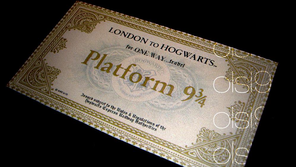 List Z Hogwartu Dla Ciebie Prezent Harry Potter 7171293961