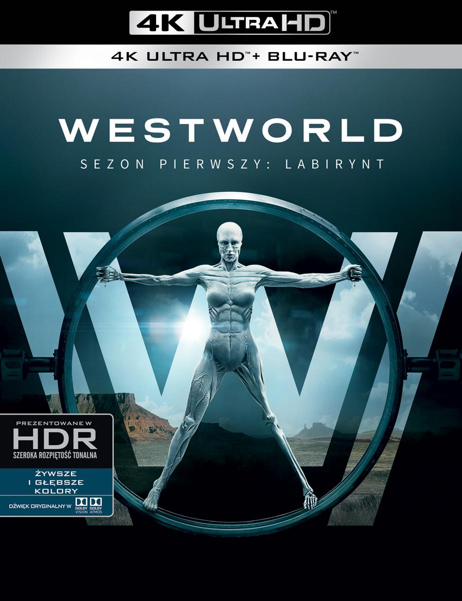Westworld Sezon 1 BD