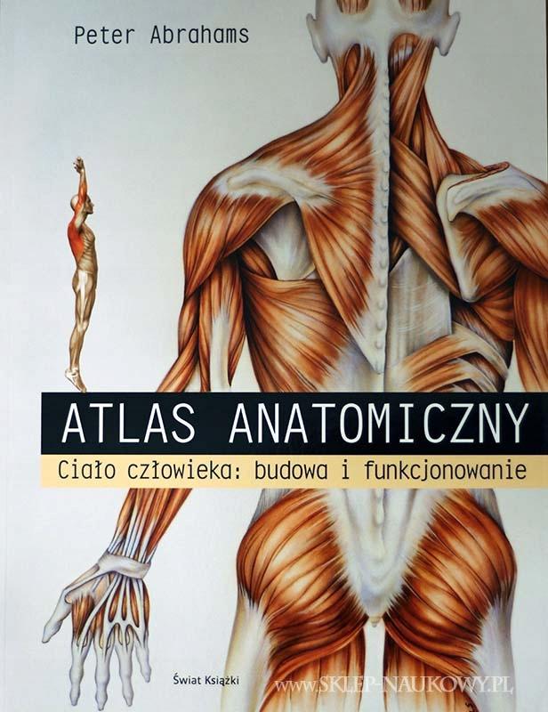Atlas Anatomiczny Ciało Człowieka 7577305050 Oficjalne