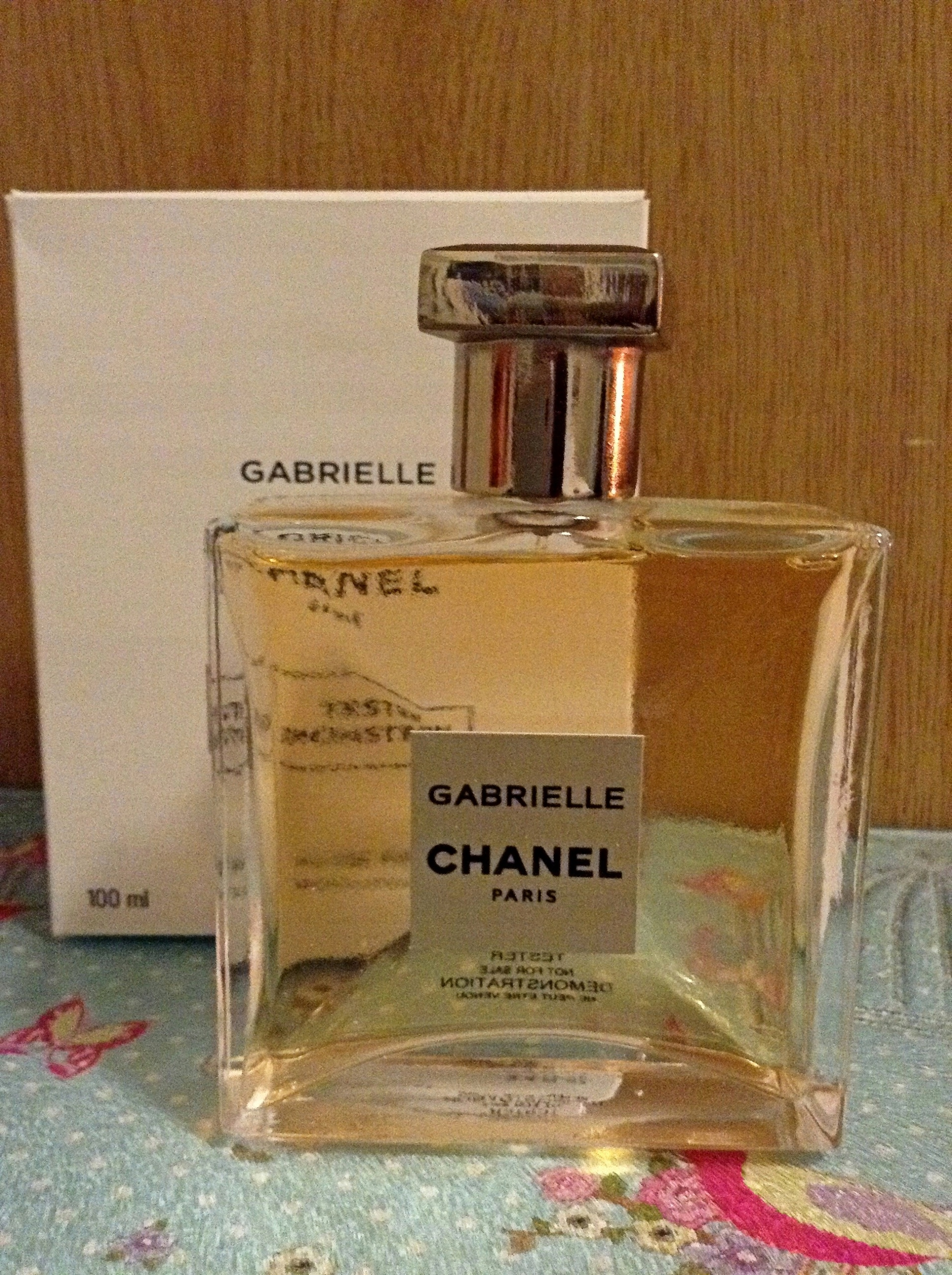 400d5792b491 PERFUMY CHANEL GABRIELLE 100ml EDP + PREZENT - 7519574879 ...