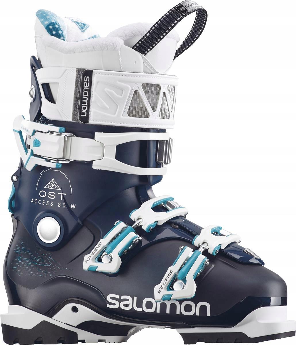 Buty narciarskie Salomon QST Access 70 W Czarny 23