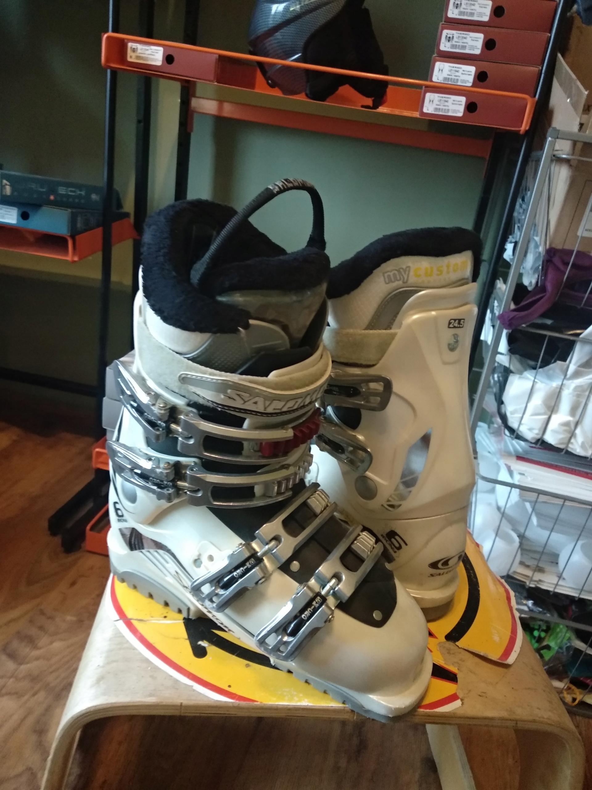 Buty narciarskie Salomon Irony 6 24.5cm 38 23 7693262537