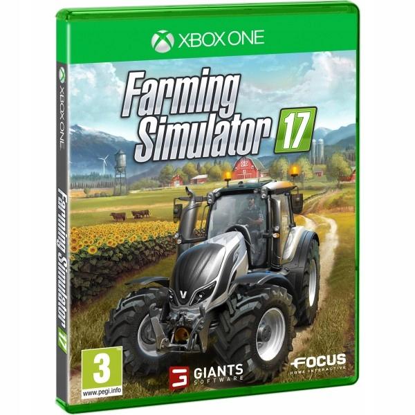 Farming Simulator 17 PL XBOX ONE
