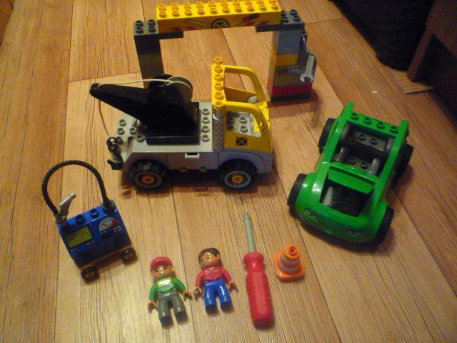 Lego Duplo 5641 Warsztat Samochodowy 7593152009 Oficjalne