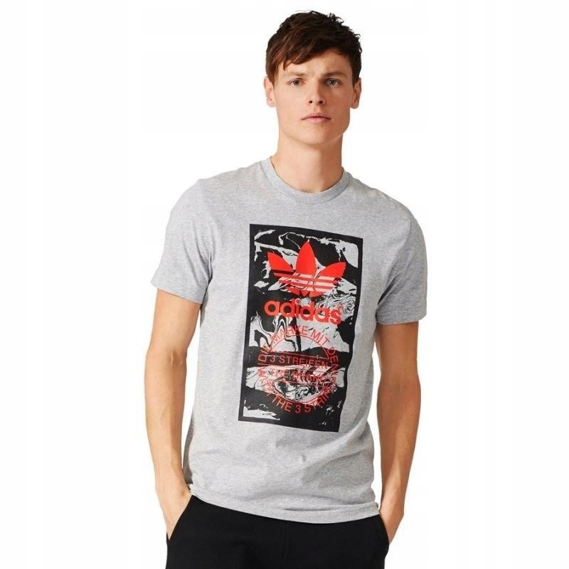 Koszulka adidas Originals Tongue Label Marble Tee