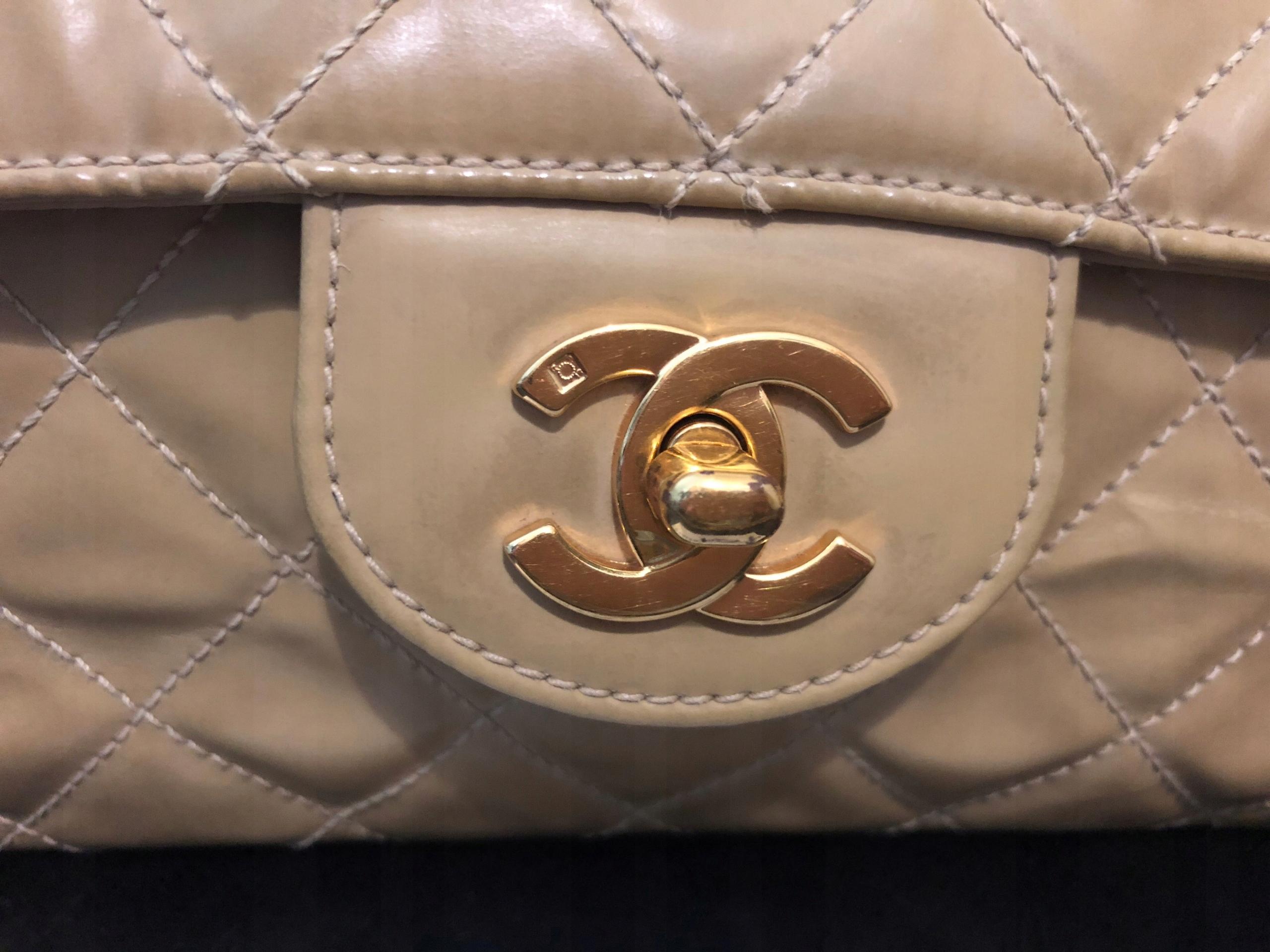 594191490a938 Torebka Chanel 2.55 Medium vintage oryginalna - 7519000972 ...