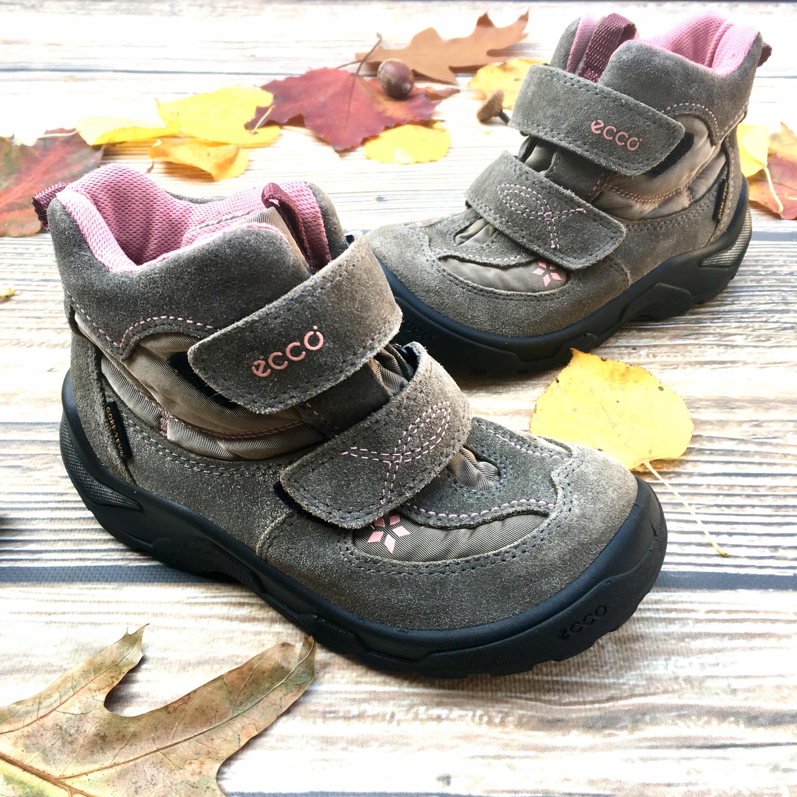 636e2ee2 Ecco buty zimowe śniegowce kozaki Gore-Tex 28 - 7675523192 ...