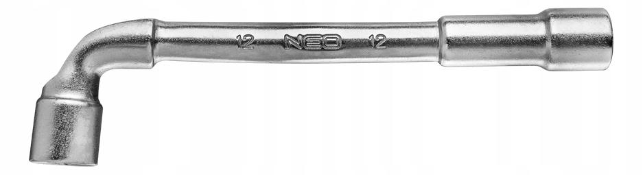 NEO Klucz fajkowy 12 x 140 mm - 09-207