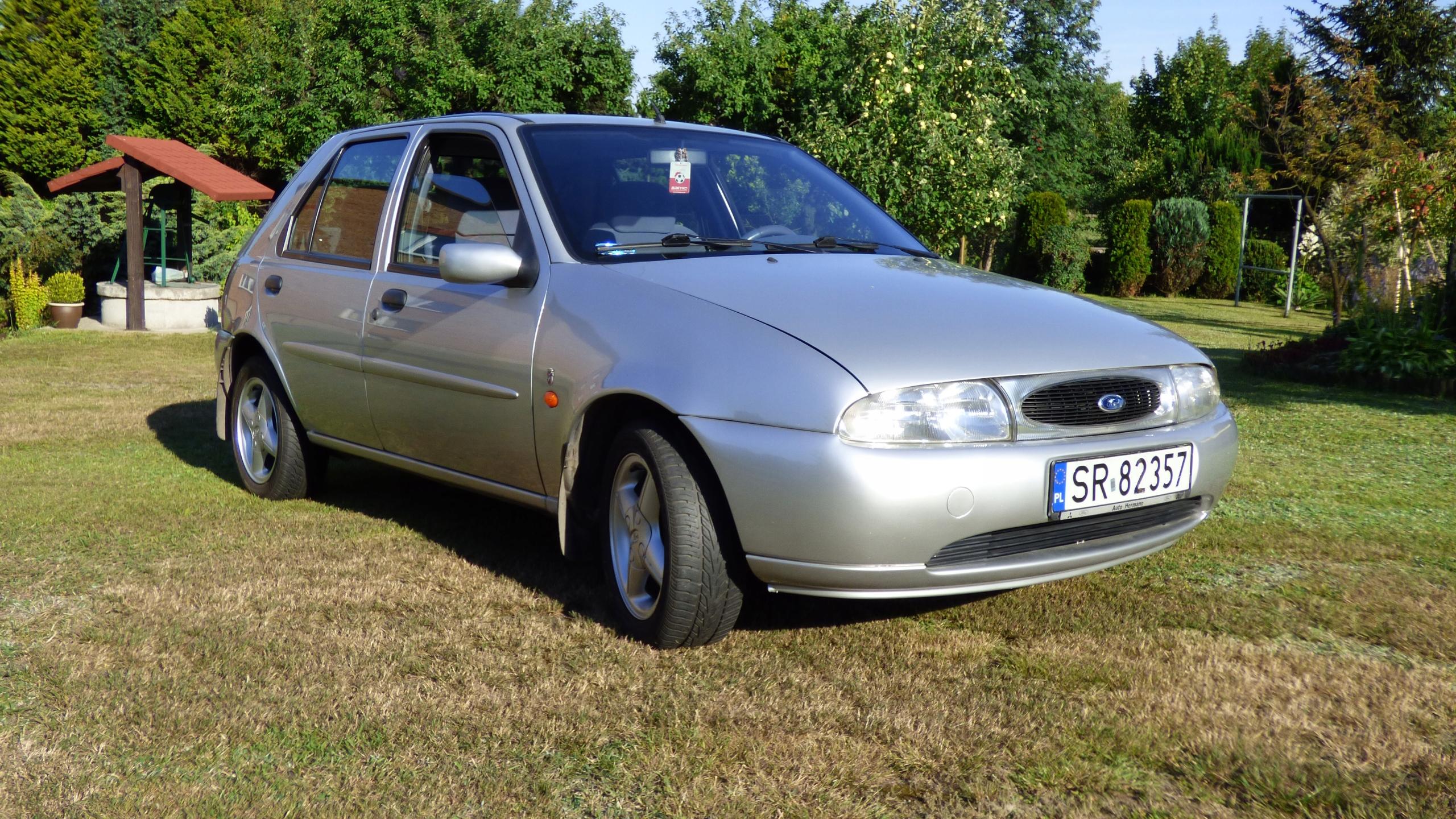 Ford Fiesta 1997, 78000 przebiegu