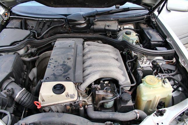 MERCEDES OM606 TURBO silnik słupek W210 W140 W463 - 7374041904
