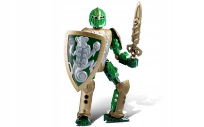 LEGO KNIGHTS KINGDOM Sir Rascus NOWY