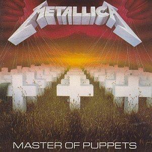 Metallica Master Of Puppets Płyta CD