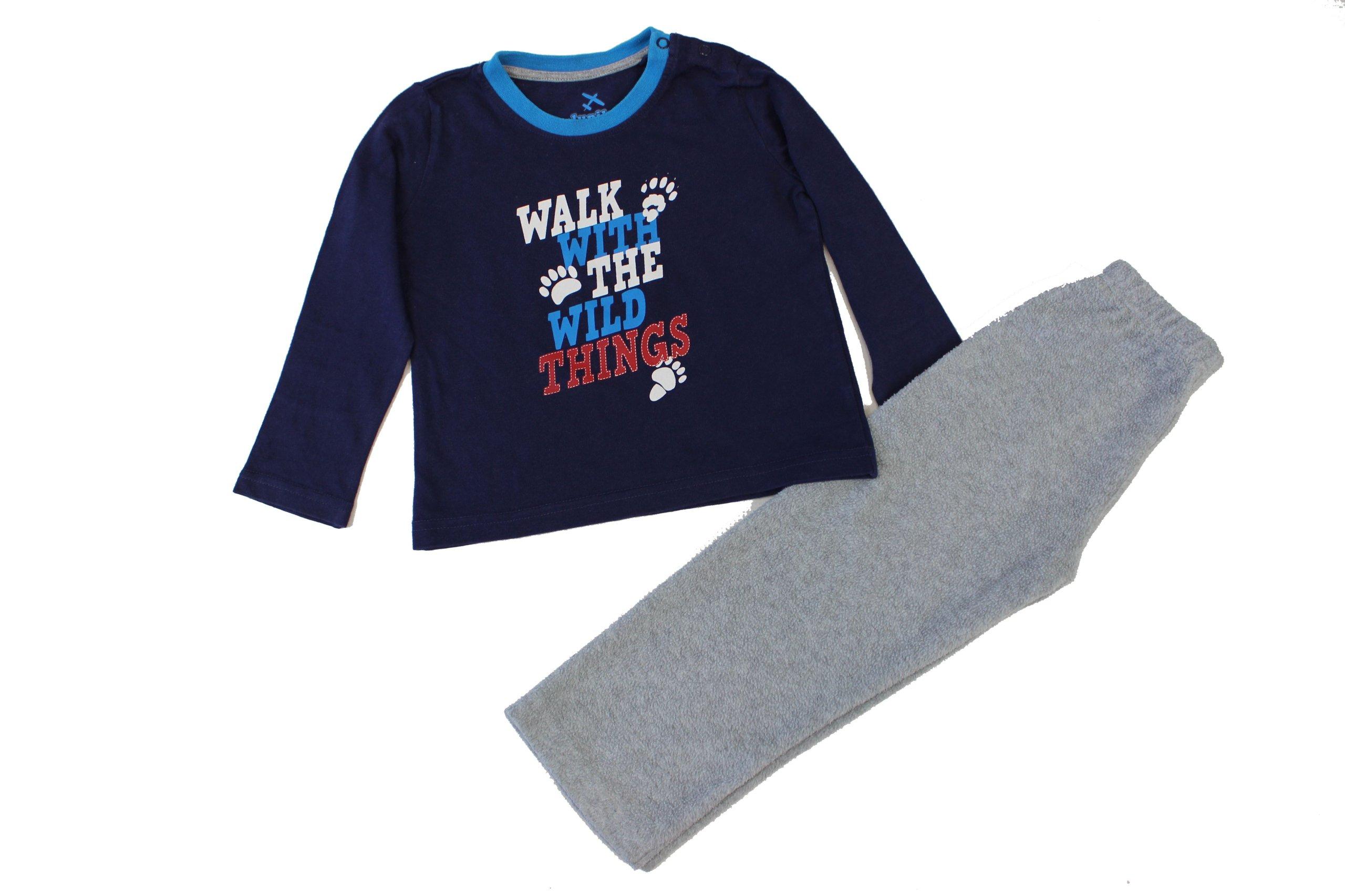 2d1a9009f76b4e Ciepła piżama LUPILU r 86/92 (D387) - 7354621707 - oficjalne ...