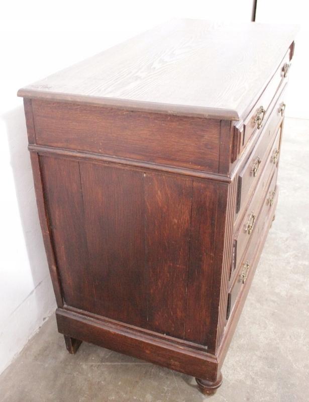 Ogromny 3582 stara komoda z szufladami - 7556735008 - oficjalne archiwum FD53