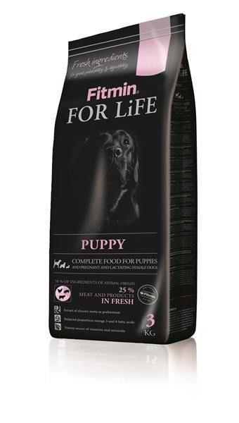 fitmin for life puppy 3 kg