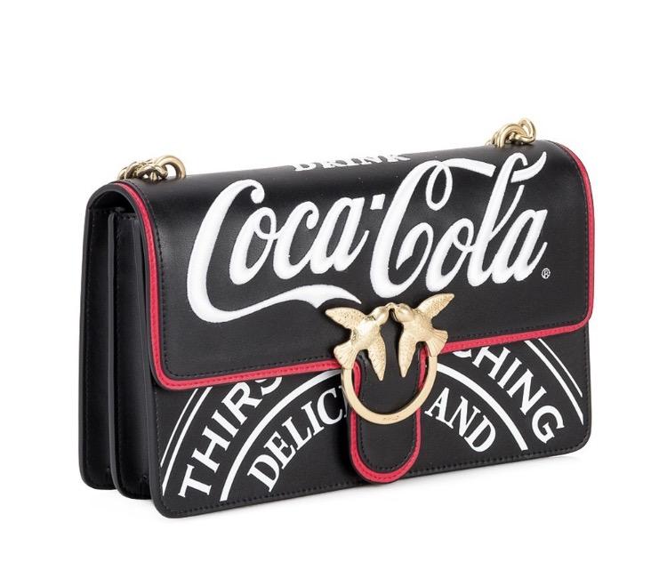 6e1c9b270c PINKO Coca Cola torebka Lux od ręki wysyłka 24h