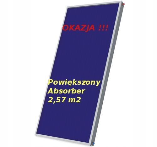 Kolektor Słoneczny Płaski WATT 2251SL Ostania !!!