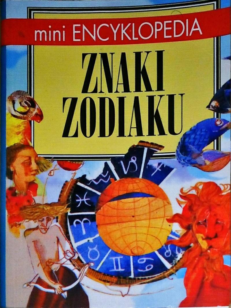 Znalezione obrazy dla zapytania Mini Encyklopedia - Znaki Zodiaku