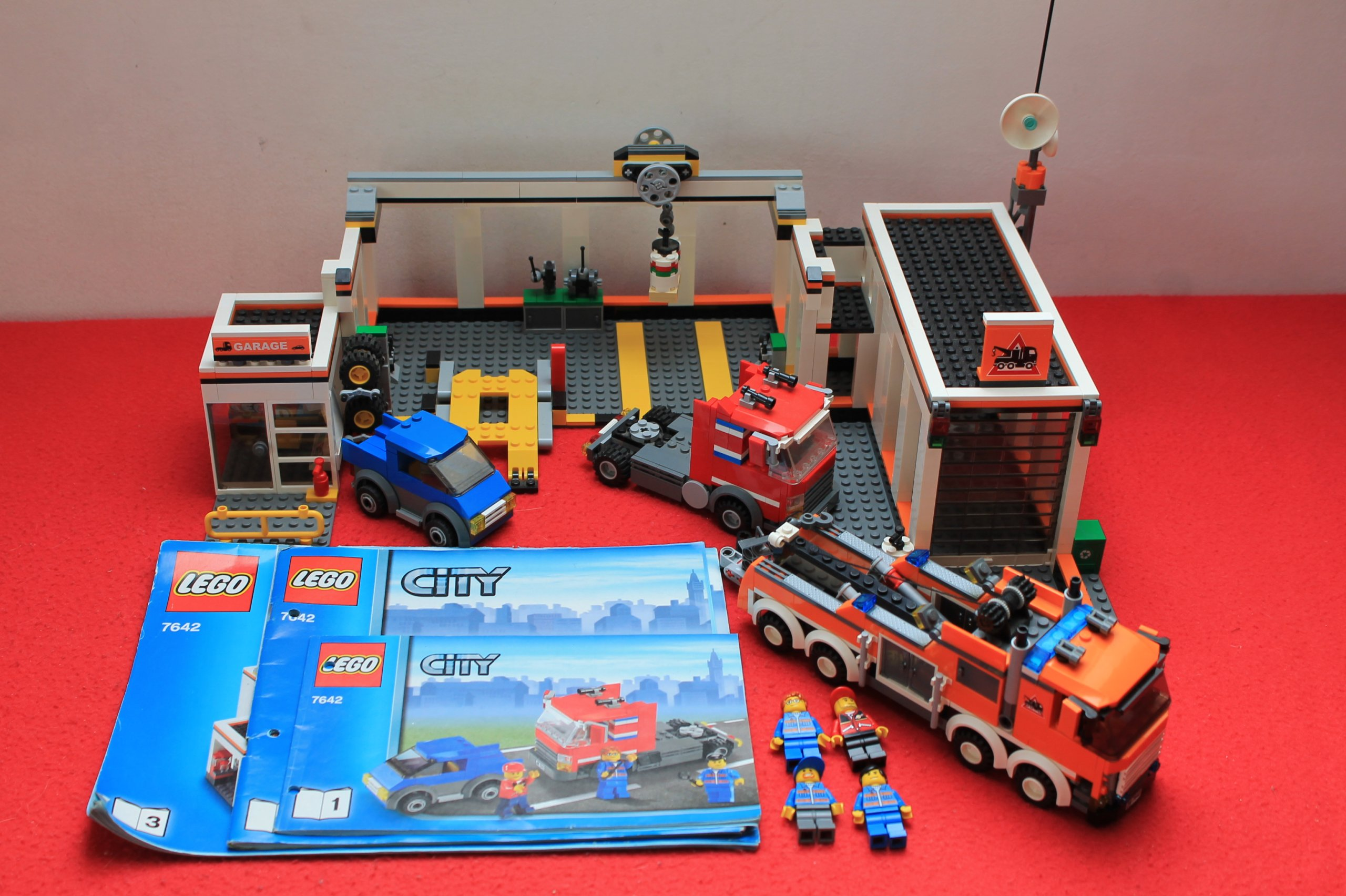 Lego 7642 Garage 7268973770 Oficjalne Archiwum Allegro