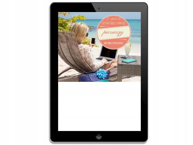 Stwórz swój pierwszy kurs online