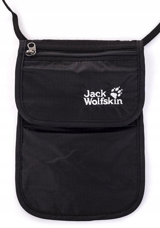Jack Wolfskin Saszetka Passport Breast Pouch Jack