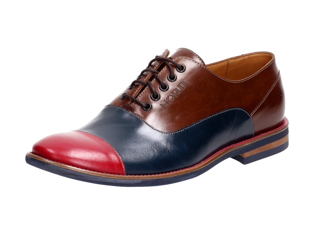 12cacf31 OSTATNIA PAR POLSKIE Pantofle męskie NORD 4322 r45 - 7017324535 ...