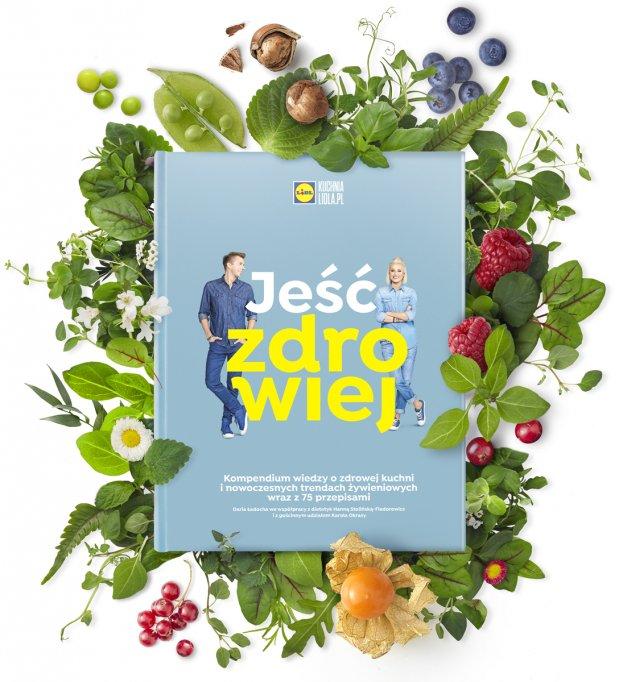 Ksiazka Lidl Jesc Zdrowiej 2018 Wys Gratis 7202080203