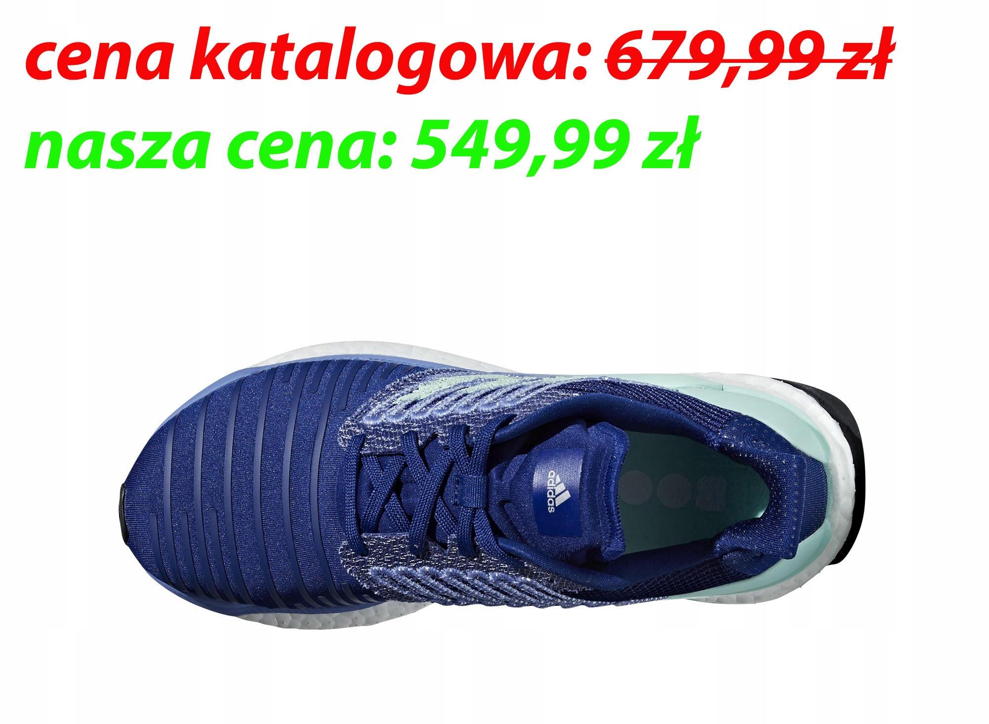 4fa6675be BUTY BIEGOWE ADIDAS SOLARBOOST BB6602 R. 39 1 3 - 7400321536 ...