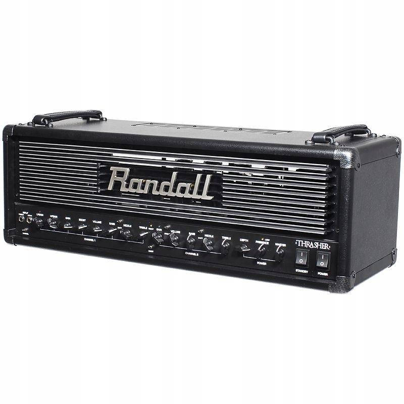 RANDALLTHRASHER 100 lampowy wzmacniacz gitarowy he