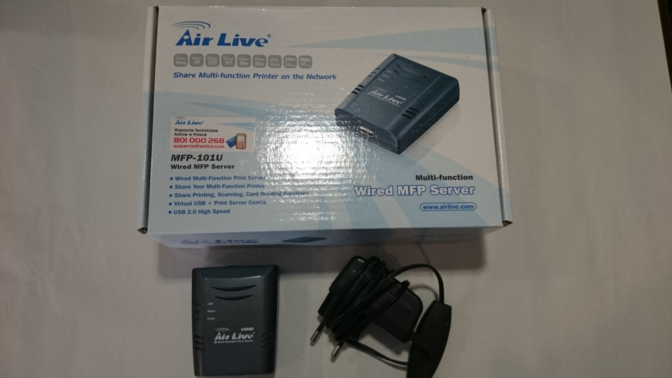 AIRLIVE MFP-101U WINDOWS 8.1 DRIVERS DOWNLOAD