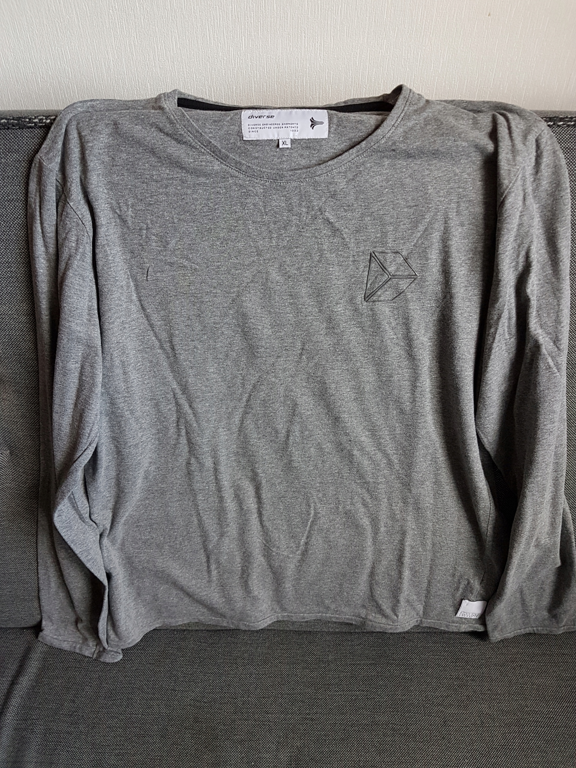 739b5a8de Koszulka długa Diverse XL regular bardzo fajna . - 7594651471 ...