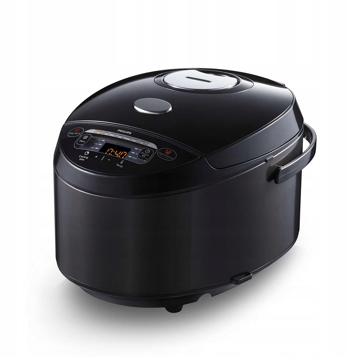 Multicooker Philips HD3167 aż 15 programów, jogurt