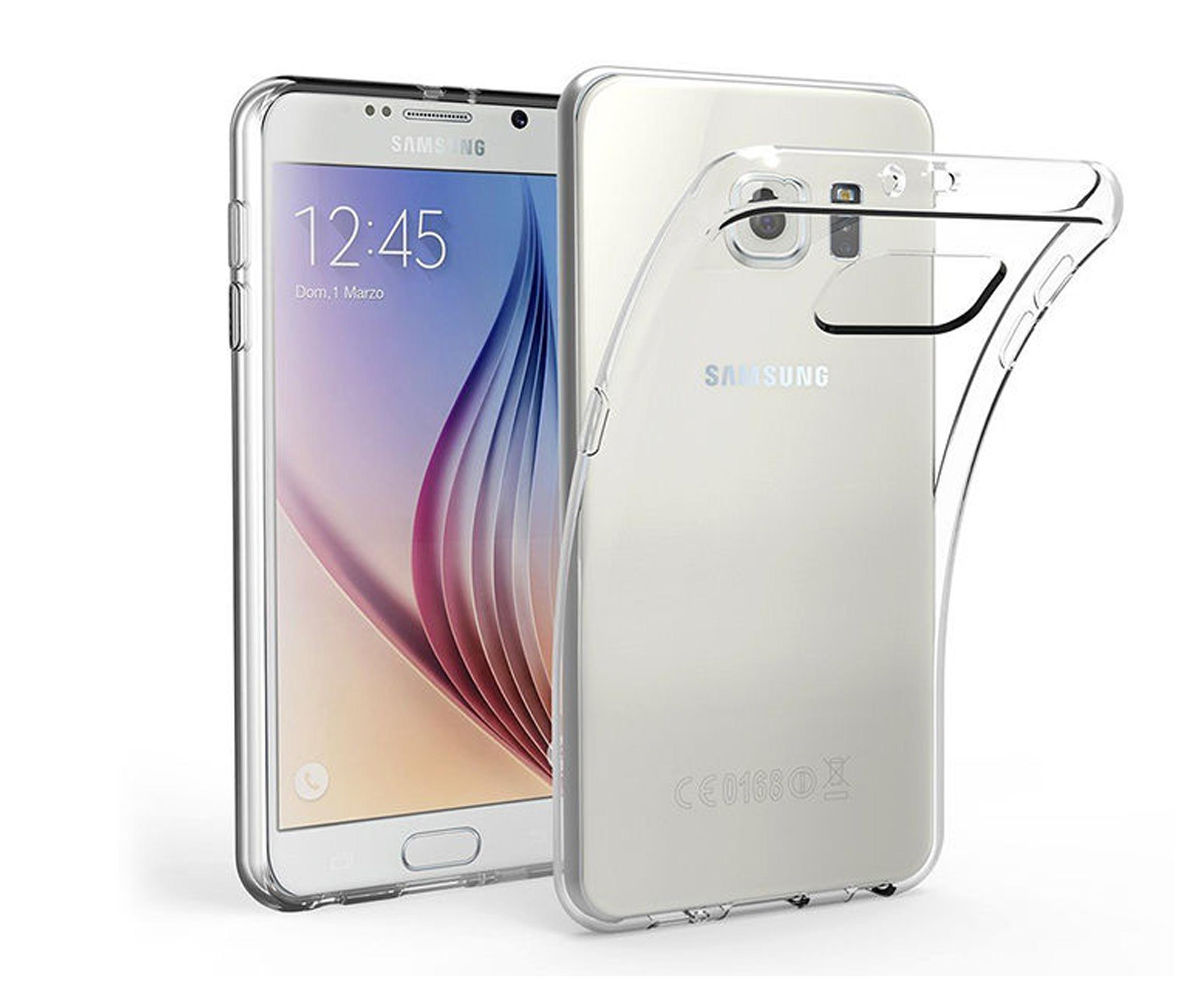 ETUI DWUSTRONNE 360 do Samsung Galaxy S6 Edge - 7052327852 ... 7abd640e5956
