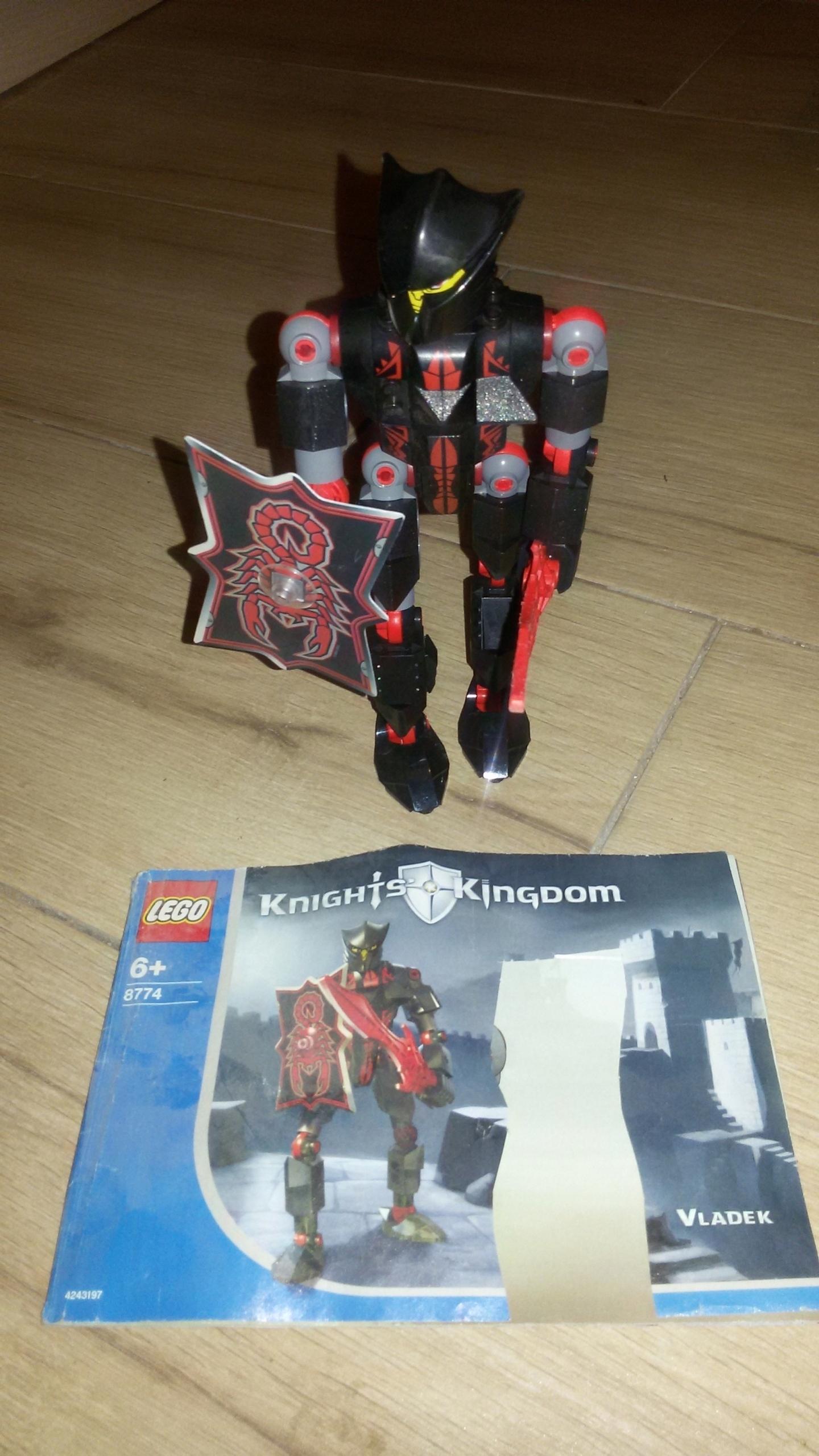 Lego 8774 Knights Kingstom - Vladek