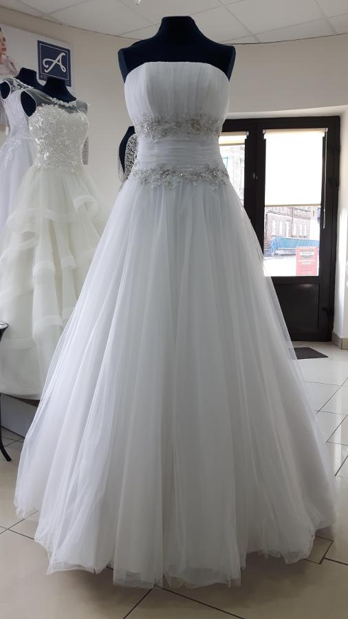 a9c7e08885 SUKNIA ŚLUBNA FIGA OD MARIETTA MARIAGE SALON ŚLUBN - 6743399310 ...