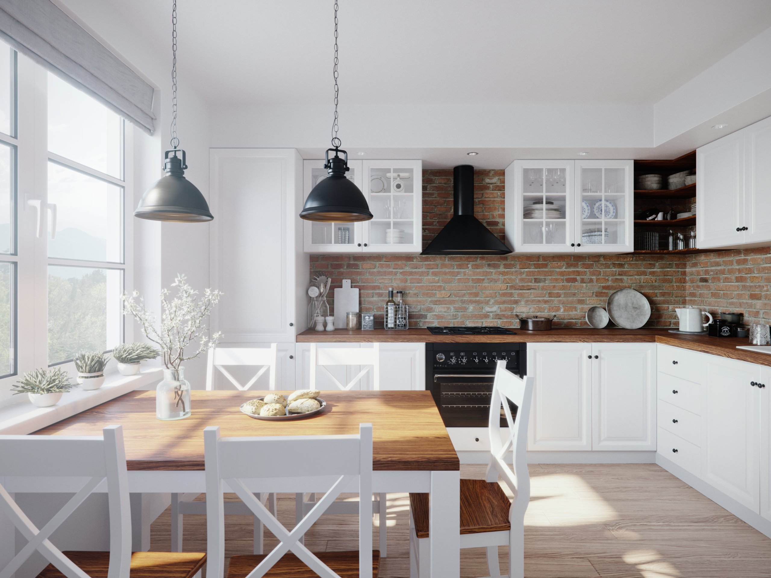 Kuchnia Z Drewna Sosnowa Dębowa Biała Wycena