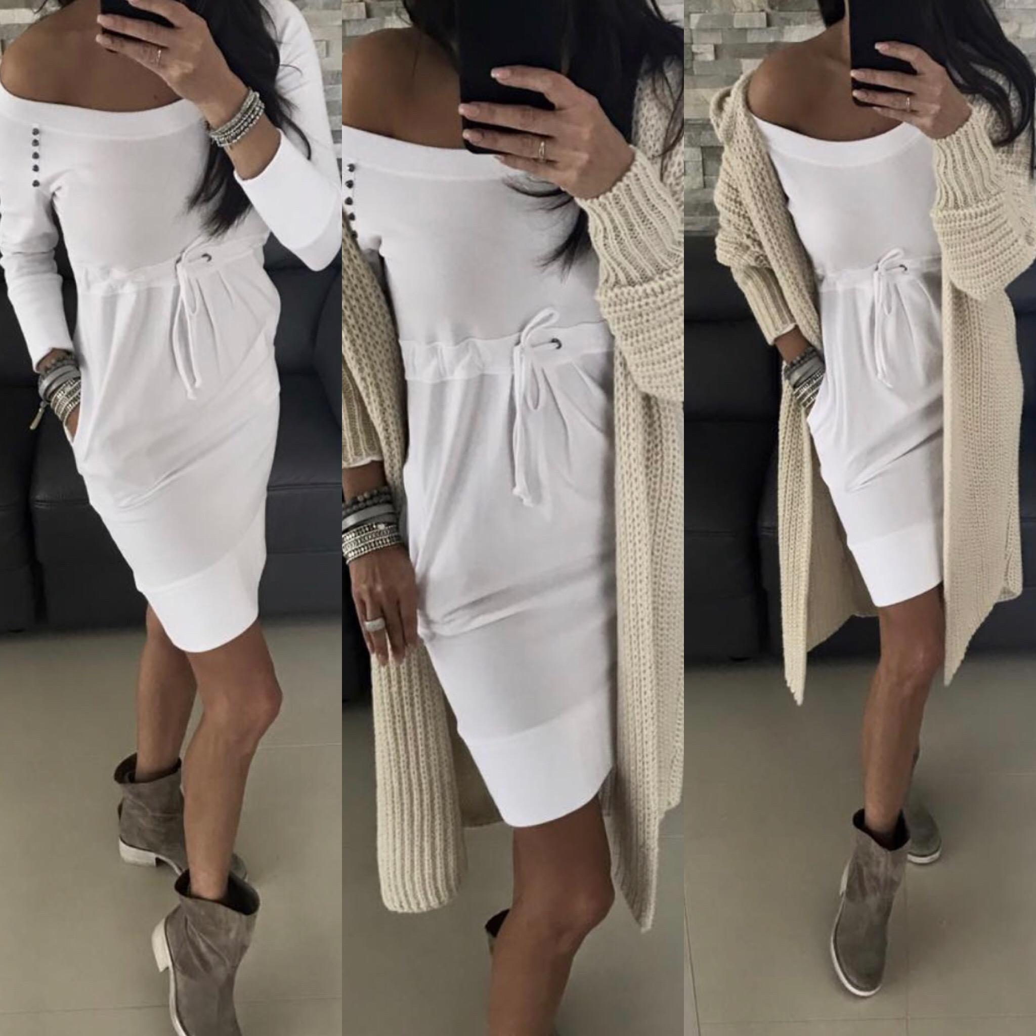 9c872c7727 Sukienka dresowa By o la la r.S - 7301516415 - oficjalne archiwum ...