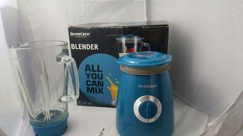 BLENDER SILVERCREST