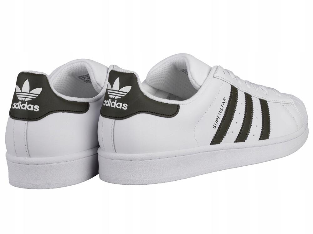 Trampki męskie Adidas Superstar Buty Męskie TR biały Trampki