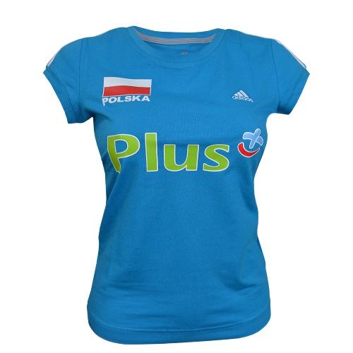 Koszulka damska adidas siatkówka P43661 36