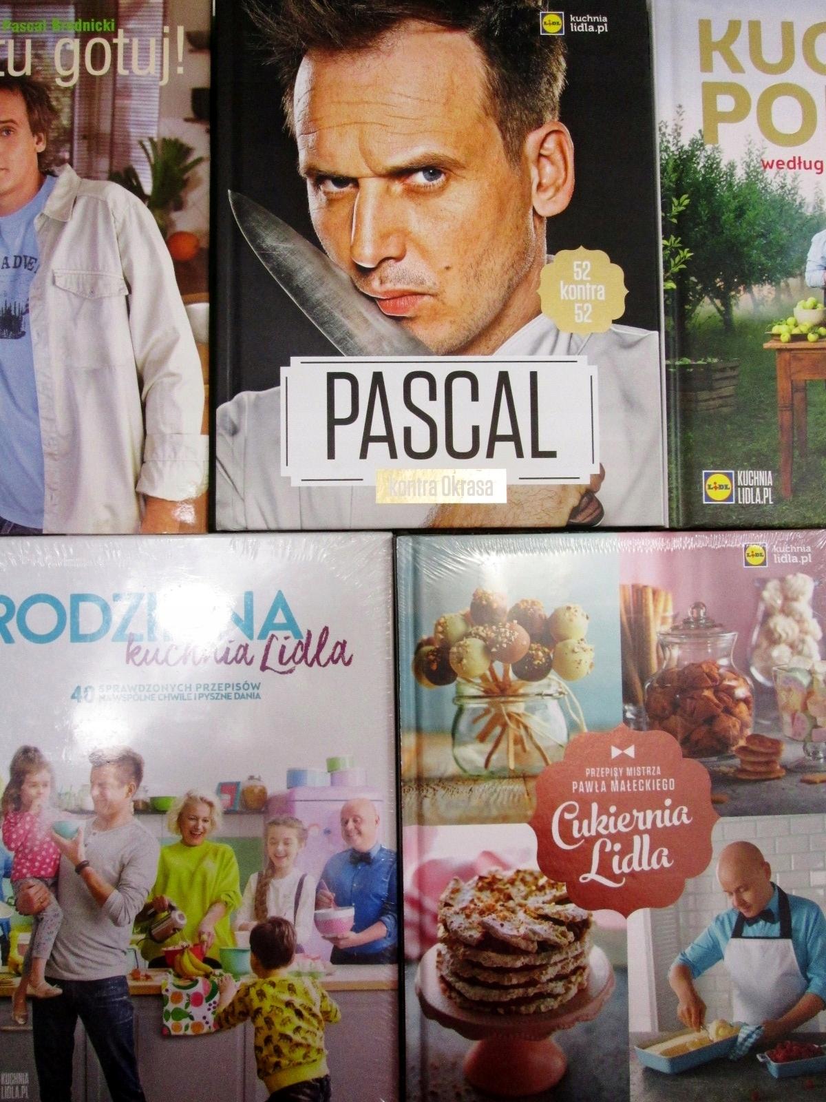 Pascal Kontra Okrasa Kuchnia Lidla Inne X5 7539113430