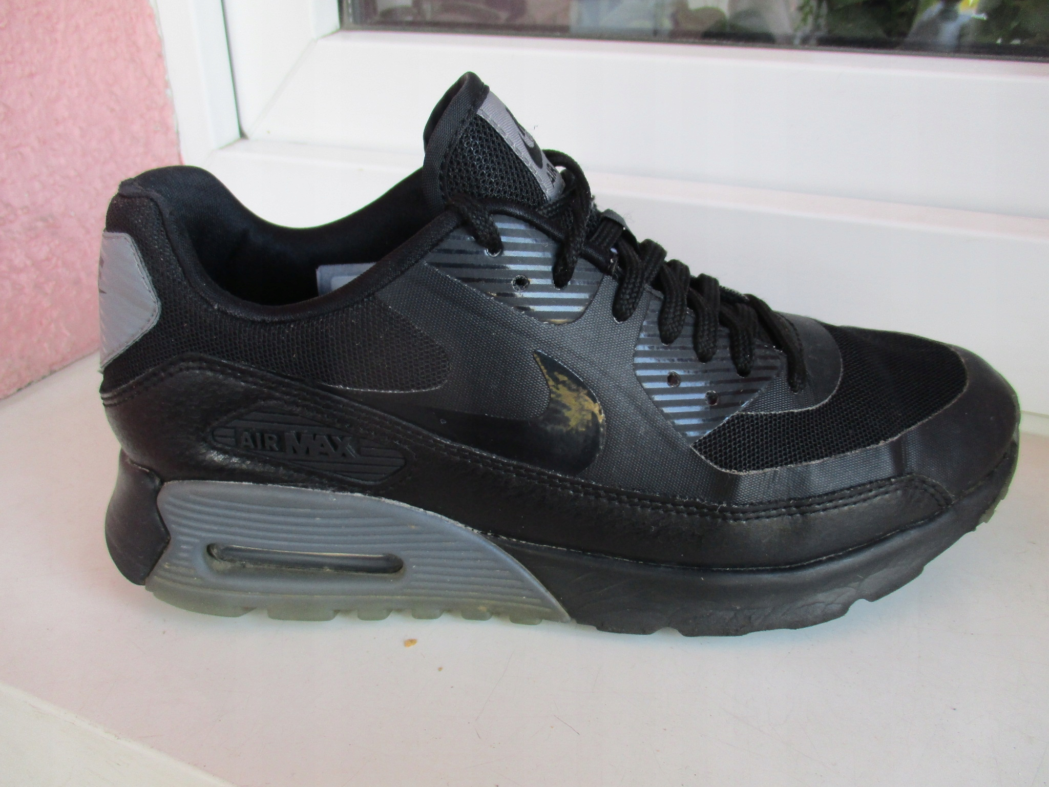 b55ab06fd Buty Nike Air max 90 Ultra czarne r. 38 * - 7692302670 - oficjalne ...