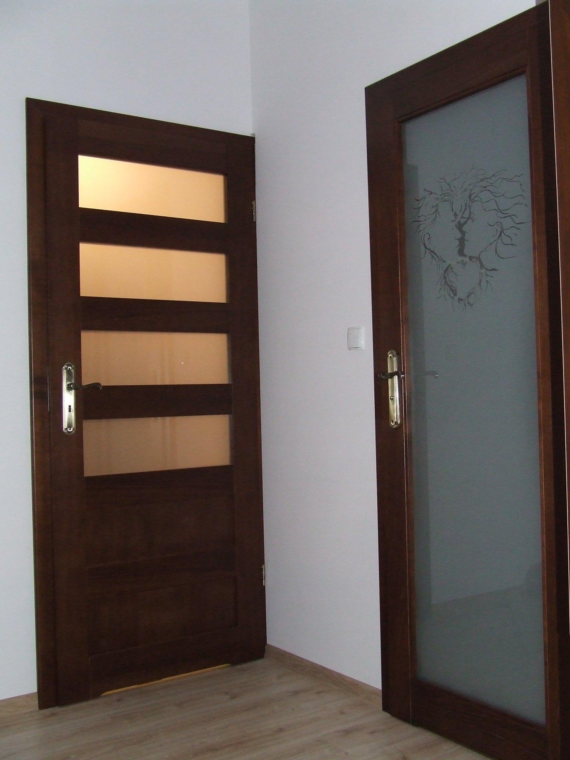 Drzwi Drewniane Wewnetrzne Futryna Regulowana 7331762078